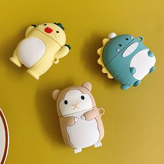 TinyGal - Cartoon  Animal AirPods Earphone Case Cover