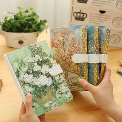 Minji - Printed Notebook (Medium)