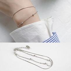 Phoenoa - 925纯银多层手链