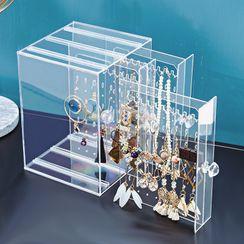 Packup - Transparent Acrylic Accessory Storage Box