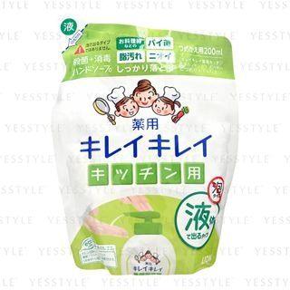 LION - KireiKirei Kitchen Liquid Hand Soap Refill