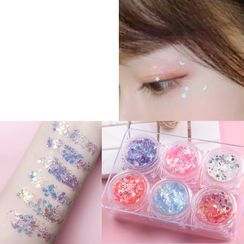 Monoe - Iridescent Eye Makeup Sticker