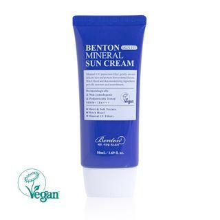 Benton - Mineral Sun Cream