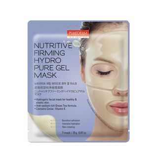 PUREDERM - Nutritive Firming Hydro Pure Gel Mask 1pc