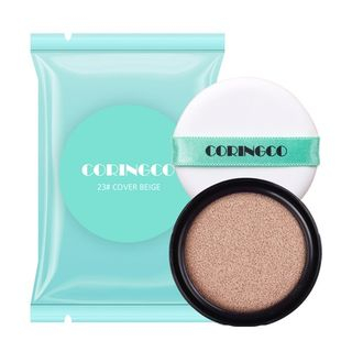 CORINGCO - Mint Blossom Cover BB Cushion SPF50 + PA +++ Recarga solo 15g (# 23 Cover Beige)