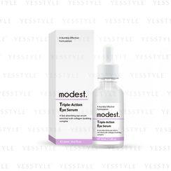 modest - Triple-Action Eye Serum