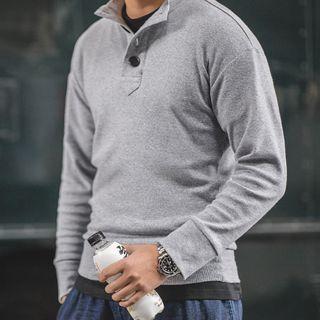 Maden - Polo-Neck Pullover