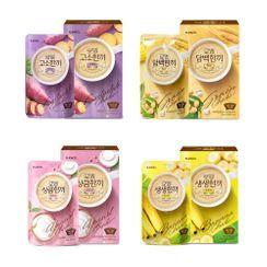 KBH - Rawel Diet Shake - 4 Flavors