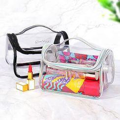 Ribbocco - 旅行透明化妆品小袋