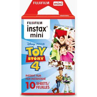 Fujifilm - Fujifilm Instax Mini Film (Toy Story 4 II) (10 Sheets per Pack)