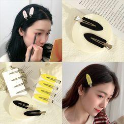 Gold Beam - Hair Clip