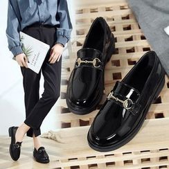 Musva - 飾扣樂福鞋