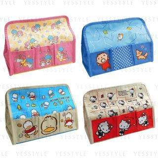 Sanrio - Tissue Box Cover - 4 Types
