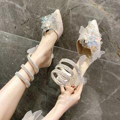 NODO - Pointy Sandals