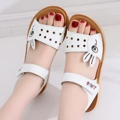 Ordinate Shoes - Cartoon Flat Sandals