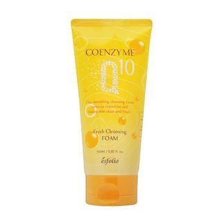 esfolio - Espuma limpiadora refrescante de coenzima Q19 Coenzyme Q10 Fresh Cleansing Foam 150ml