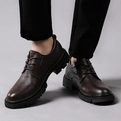 WeWolf(ウィーウルフ) - Lace-Up Oxford Shoes
