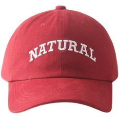 HARPY - Embroidered Lettering Baseball Cap