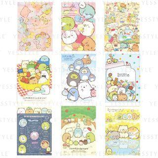 SunToys - San-X Sumikko Gurashi A4 Plastic Folder - 9 Types