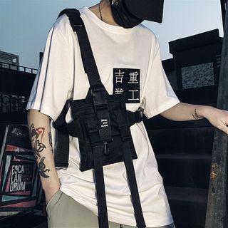 SUNMAN - Buckled Belt Bag