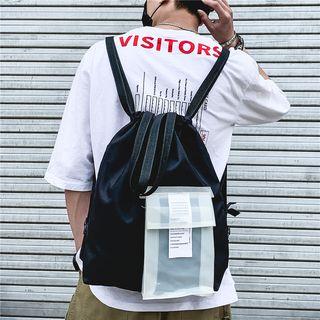 SUNMAN - 抽繩輕型背包