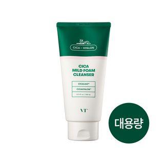 VT - Cica Mild Foam Cleanser