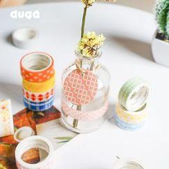 DUGA - Printed Masking Tape