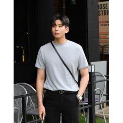 GERIO - Round-Neck T-Shirt