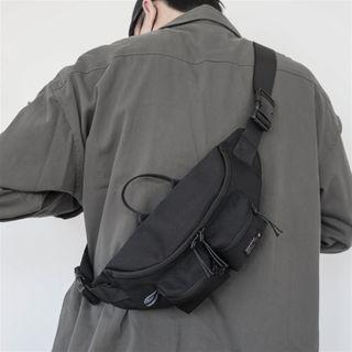 SUNMAN - Paneled Belt Bag