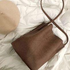 Bagaz - Faux Leather Shoulder Bag