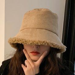 Pompabee - Fleece-lined Bucket Hat