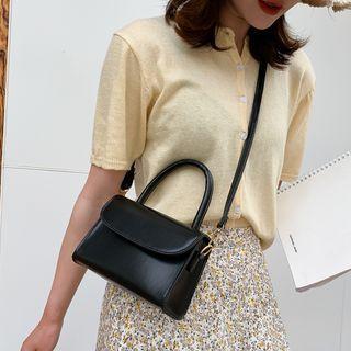 Faneur - Mini Top Handle Crossbody Bag