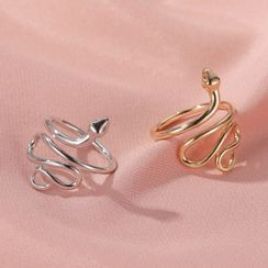 Mulyork - Alloy Snake Open Ring