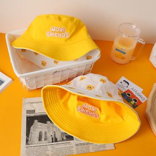 Candy Lemon - Printed Reversible Bucket Hat