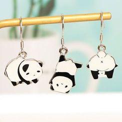 Joodii - Single Panda Earring (Various Designs)