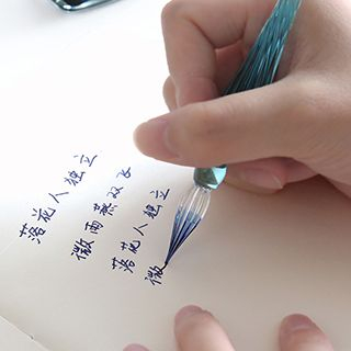 Cute Essentials - Glass Fountain Pen