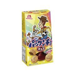 Morinaga - Toy Story Chocolate Flavor Biscuit 47g