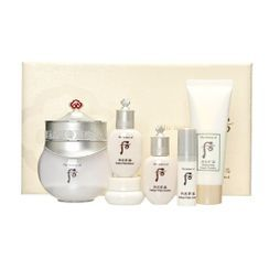 The History of Whoo - Gongjinhyang Seol Radiant White Moisture Cream Special Set