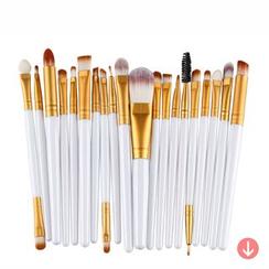 Beautrend - 20-teiliges Make-up Pinselset