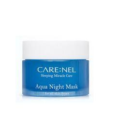 CARE:NEL(カレ:ネル) - Aqua Night Mask 15ml