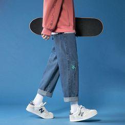 Dukakis - 直筒寬鬆牛仔褲