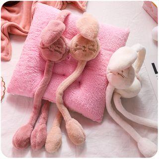 Chimi Chimi - 毛絨兔耳耳罩