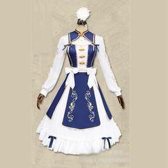 Ayumu - 奇蹟暖暖角色扮演服裝套裝