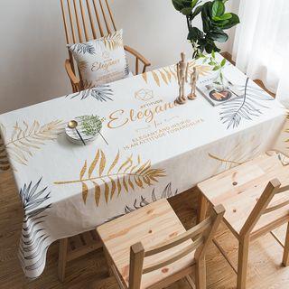 iMpressee - Printed Table Cloth
