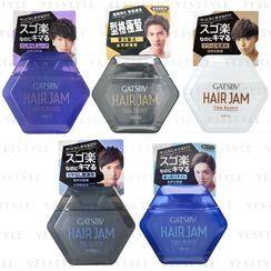 Mandom - Gatsby Hair Jam 110ml - 5 Types