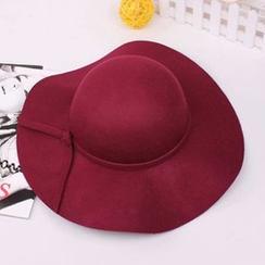 卿本佳人 - 羊毛帽子