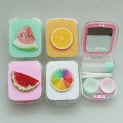 KAZZED - Fruit Contact Lens Case