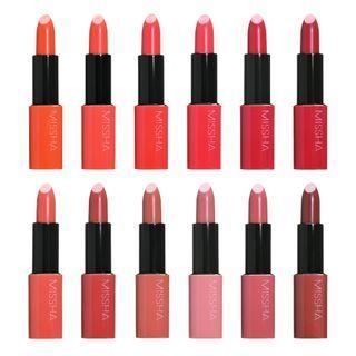 MISSHA - Dare Rouge Sheer Sleek - 12 Colors