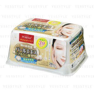 Utena - Puresa Daily Care Mask Pearl Extract