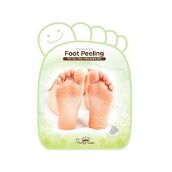 Pretty skin - Strong And Fast Foot Peeling Mask